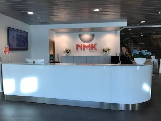NMK resepsjon