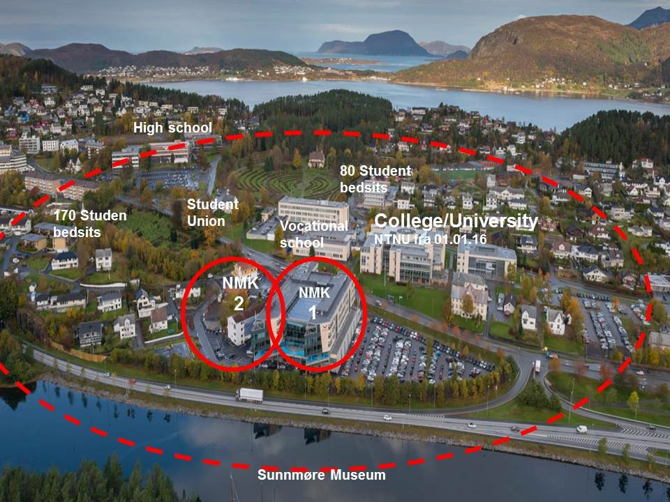 Campus Ålesund